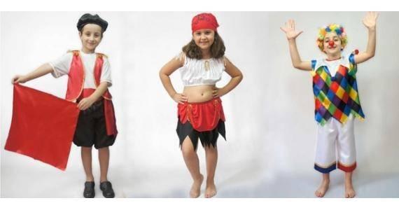 Fantasia para Crianças na Bela Vista - Locação de Fantasia Infantil