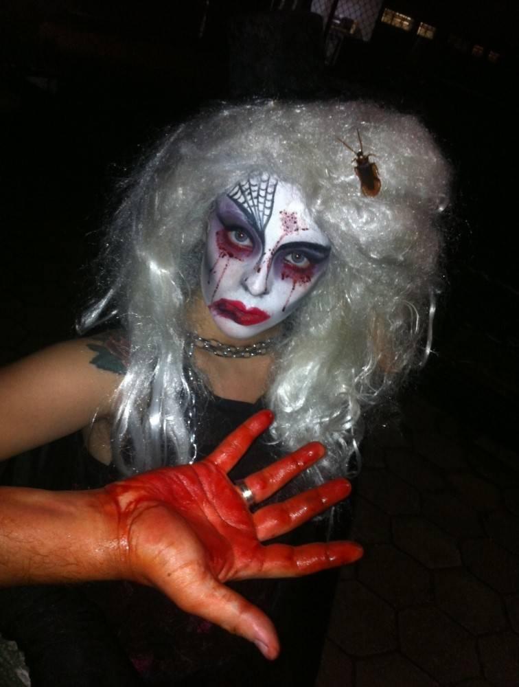 Fantasia para Festa Dia das Bruxas em Santo Amaro - Fantasia de Halloween para Casal