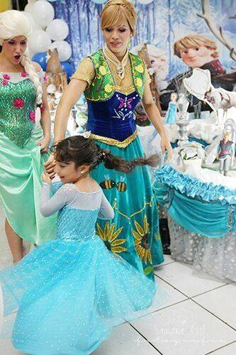 Loja de Fantasia Frozen na Saúde - Aluguel Fantasia