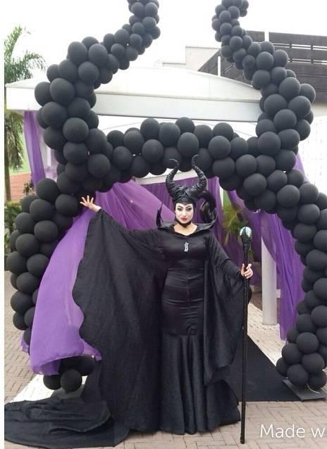 Onde Achar Fantasia de Malévola na Saúde - Fantasia Halloween Comprar