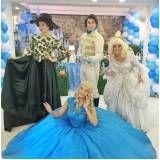 Fantasia Cinderela em Moema