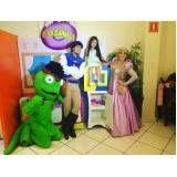 Fantasia para festa de criança na Vila Buarque