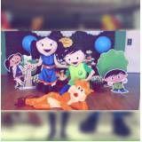 Fantasia para festas de criança no Ipiranga