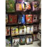 Fantasias onde comprar em Higienópolis
