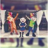Fantasias para festas de criança na Cidade Dutra
