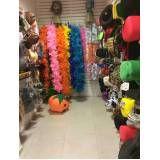 Loja de fantasia de carnaval